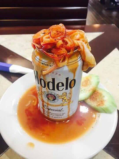 beer can ceviche